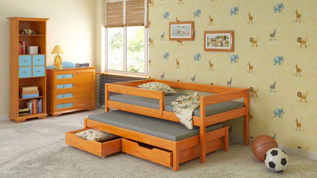Какой размер кровати выбрать для ребенка