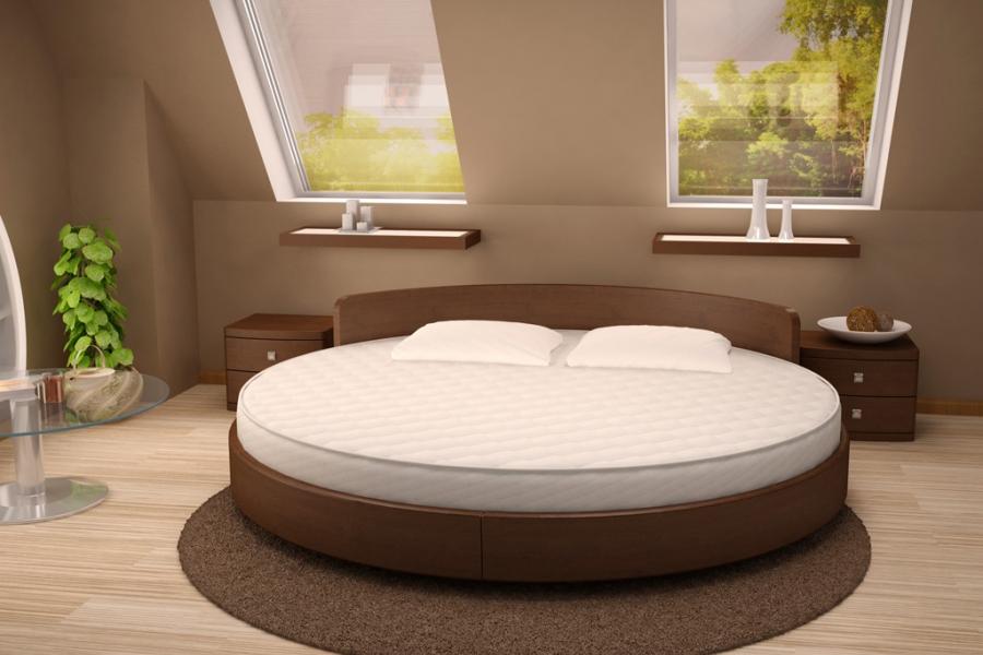 Круглая кровать 75 фото взрослая угловая в интерьере выбираем в спальню с балдахином размеры делаем своими руками отзывы