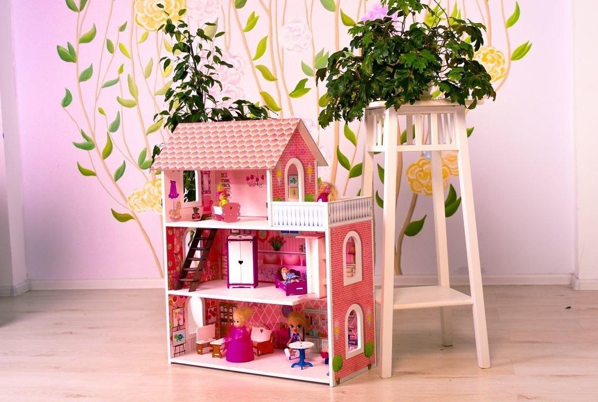 Декор для кукольного домика своими руками