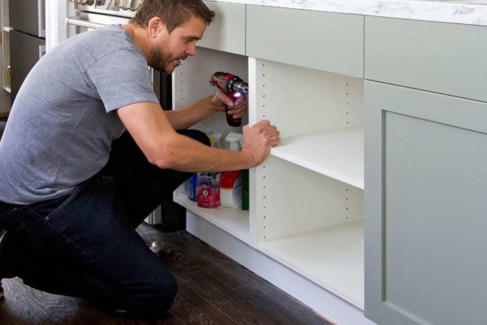Как собрать кухонный гарнитур своими руками подробная инструкция