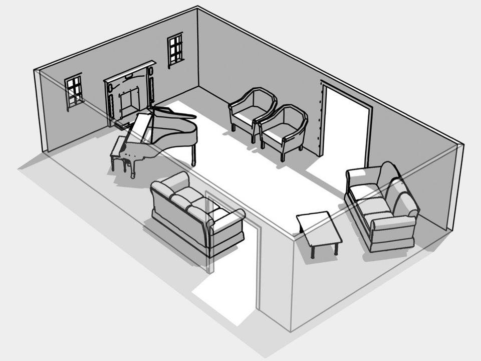 Как передвинуть тяжелую мебель: народные лайфхаки