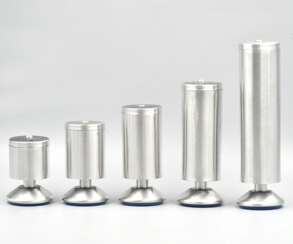 Регулируемые столы: столики с изменяемой автоматической регулировкой по высоте, модели с металлическими ножками