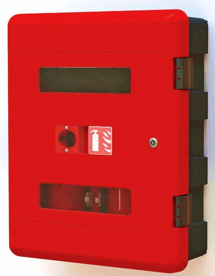 Технические требования к пожарным шкафам