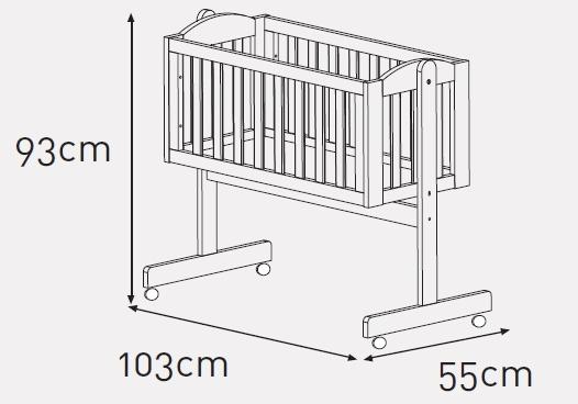 Ребенок 3 года размер кровати thumbnail