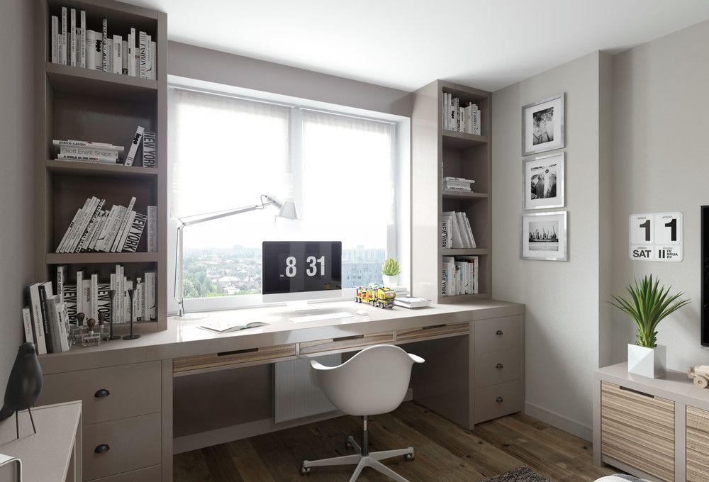 Подоконник-стол современное решение для любого помещения