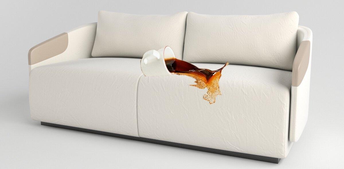 Как почистить мягкий диван в домашних условиях