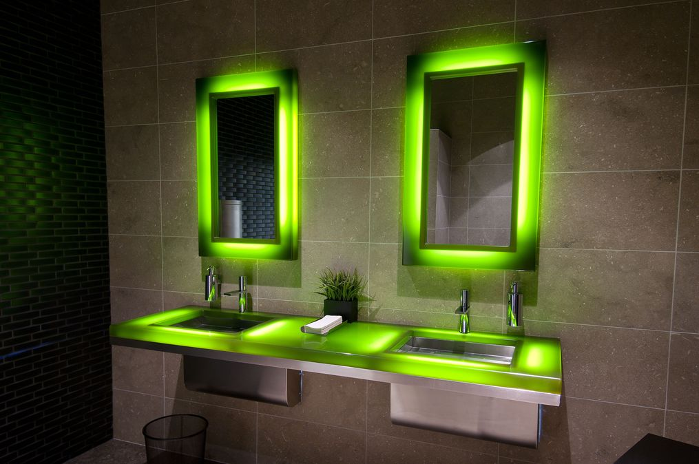 Светильники для ванной комнаты 69 фото особенности освещения и дизайн моделей для зеркала