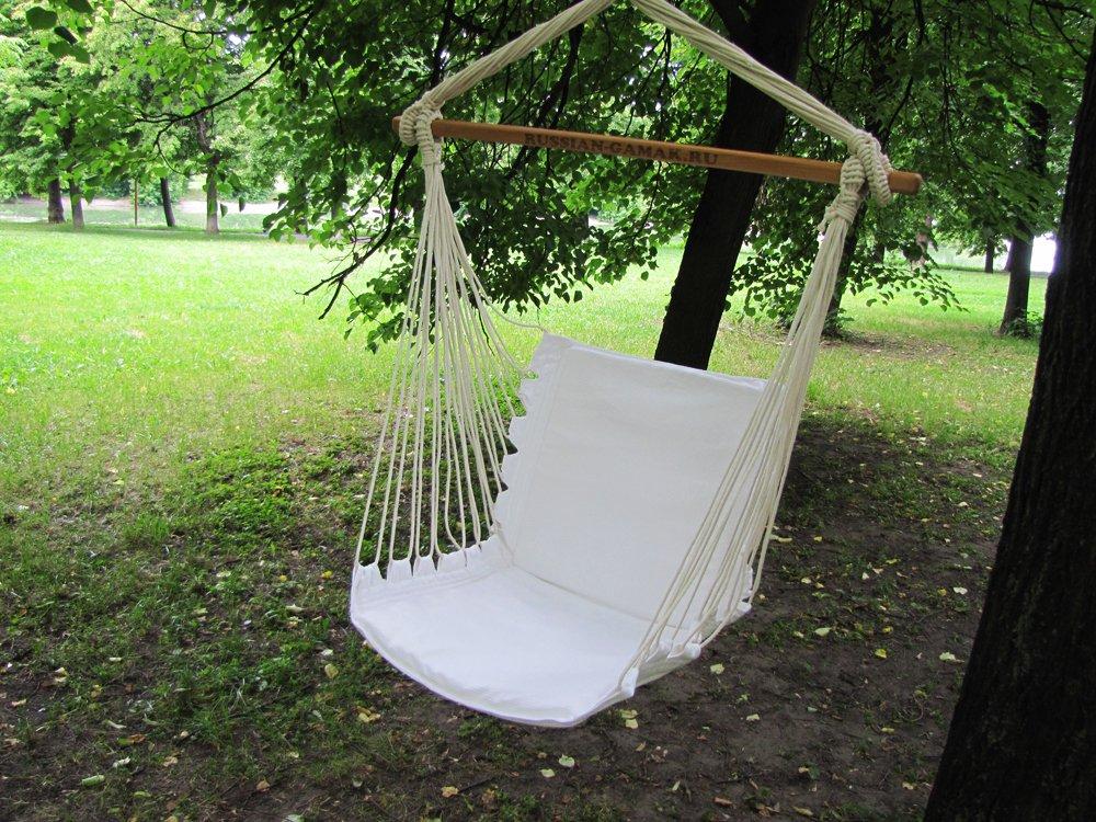 Как прикрепить подвесное кресло