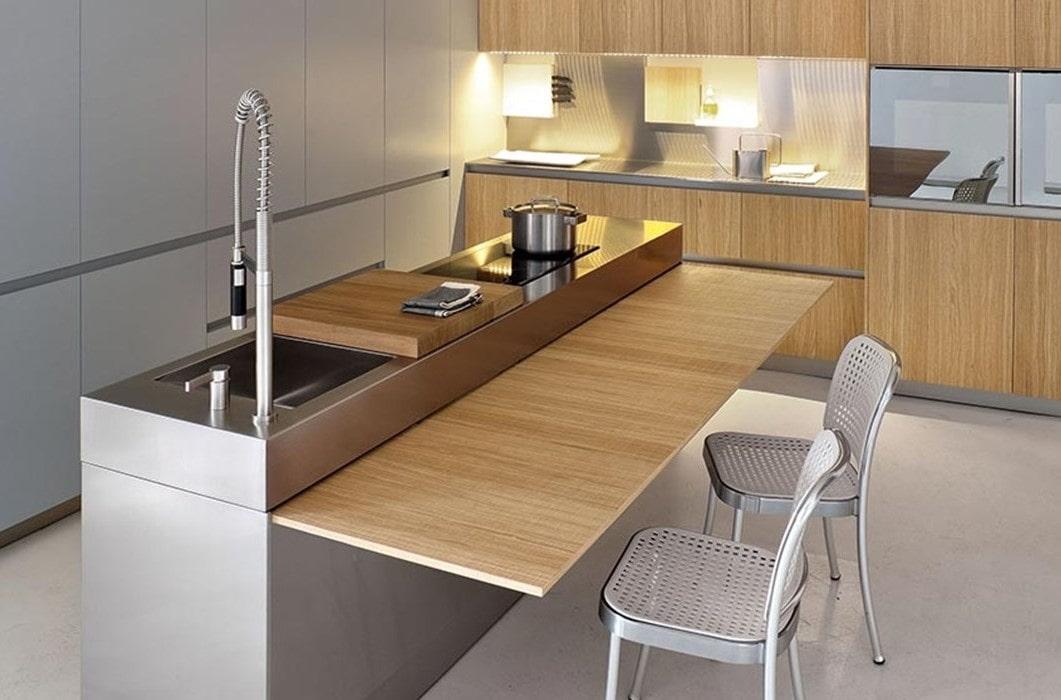 Кухня с островом: особенности дизайна, выбор интерьера и цвета, типы планировок. Дизайн кухни с островом: Особенности современной планировки