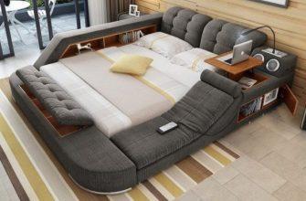 Рейтинг бесполезных функций диванов
