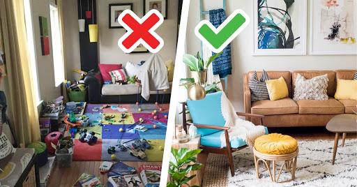 Рейтинг неудобной расстановки мебели