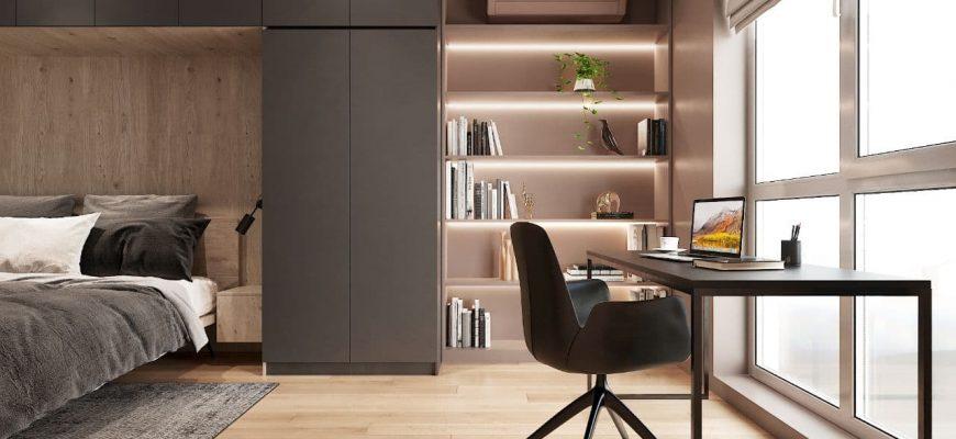 Комплектация объектов мебелью